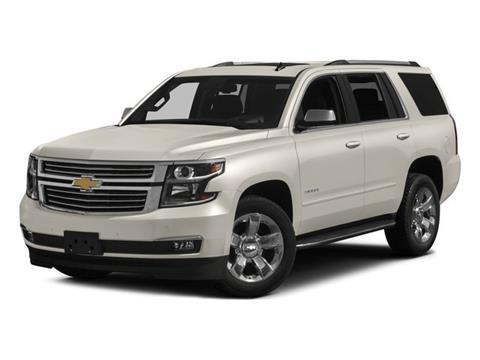2017 Chevrolet Tahoe for sale in Swainsboro, GA
