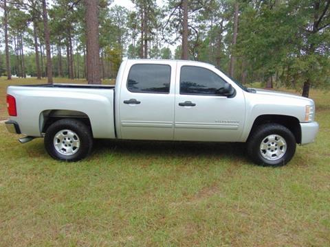 2011 Chevrolet Silverado 1500 for sale in Swainsboro, GA