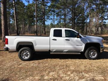 2017 GMC Sierra 2500HD for sale in Swainsboro, GA