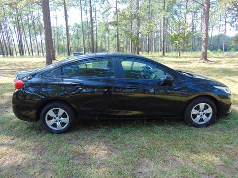 2017 Chevrolet Cruze for sale in Swainsboro, GA