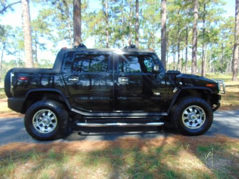 2007 HUMMER H2 SUT for sale in Swainsboro, GA