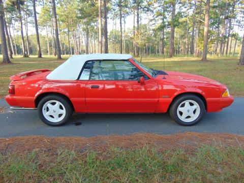 1992 Ford Mustang for sale in Swainsboro, GA