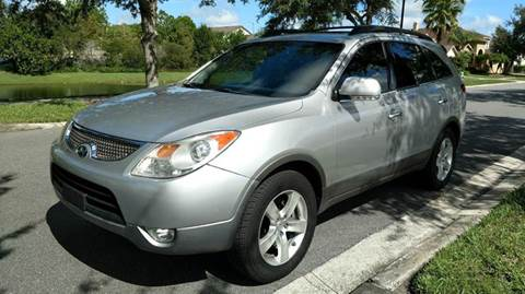 2008 Hyundai Veracruz for sale in Orlando FL