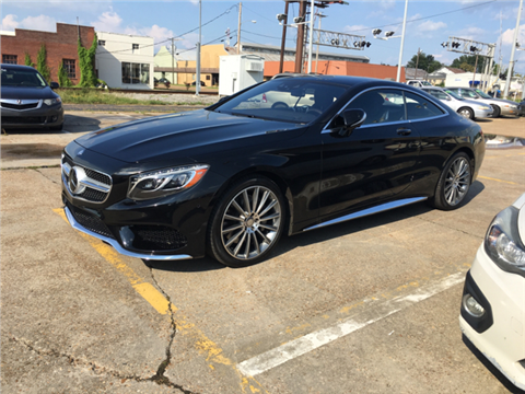 Mercedes benz s class for sale jackson ms for Mercedes benz of jackson jackson ms