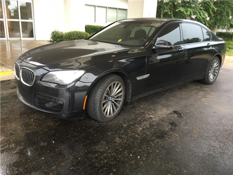BMW 7 Series For Sale in Jackson MS  Carsforsalecom