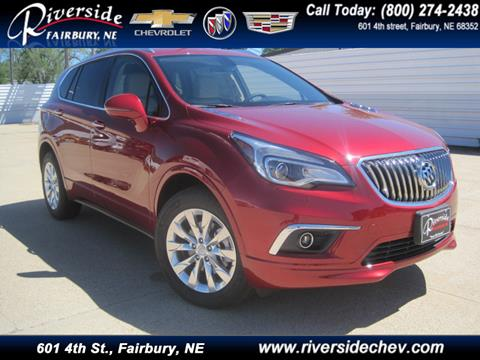 2017 Buick Envision for sale in Fairbury, NE
