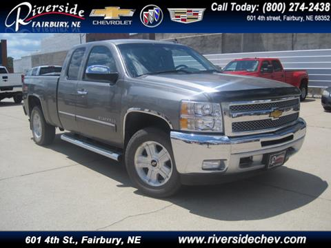 2012 Chevrolet Silverado 1500 for sale in Fairbury NE