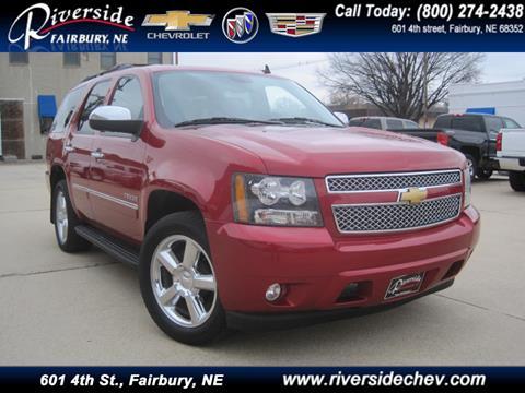 2013 Chevrolet Tahoe for sale in Fairbury NE