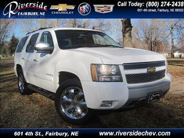 2008 Chevrolet Tahoe for sale in Fairbury, NE