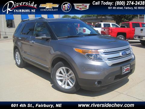 2014 Ford Explorer for sale in Fairbury, NE