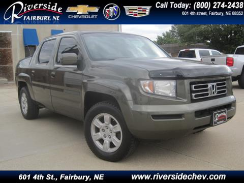 2006 Honda Ridgeline for sale in Fairbury NE