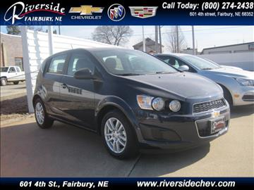 2016 Chevrolet Sonic for sale in Fairbury, NE
