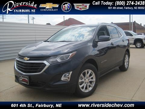2018 Chevrolet Equinox for sale in Fairbury, NE