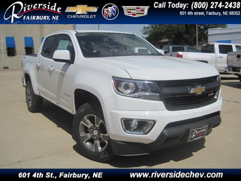 2017 Chevrolet Colorado for sale in Fairbury, NE