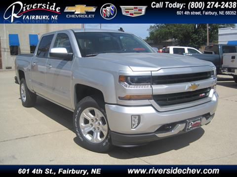 2017 Chevrolet Silverado 1500 for sale in Fairbury NE