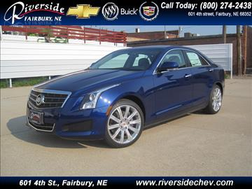 2014 Cadillac ATS for sale in Fairbury, NE
