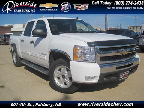 2011 Chevrolet Silverado 1500 for sale in Fairbury, NE