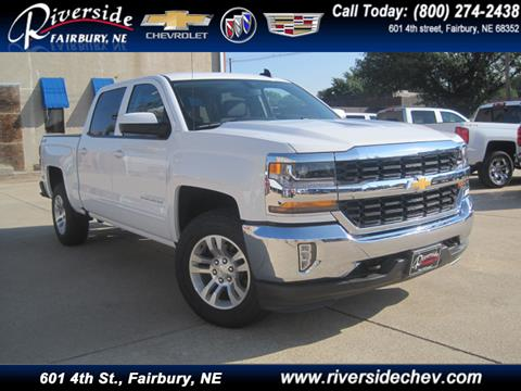 2018 Chevrolet Silverado 1500 for sale in Fairbury NE