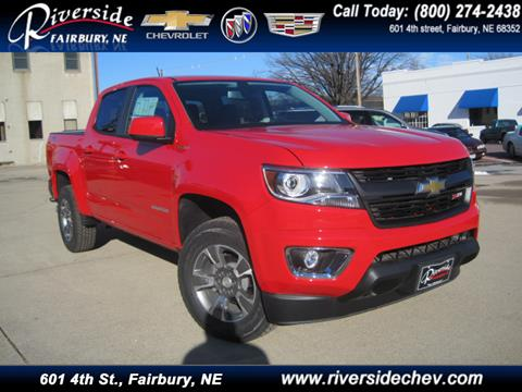 2018 Chevrolet Colorado for sale in Fairbury, NE