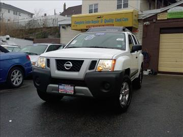2011 Nissan Xterra for sale in Garfield, NJ