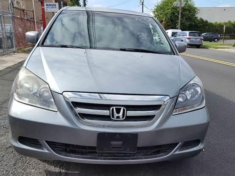 2006 Honda Odyssey for sale in Garfield, NJ