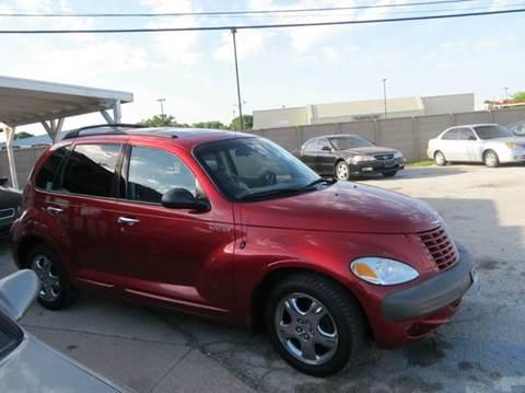 2002 Chrysler PT Cruiser for sale in Lewisville, TX