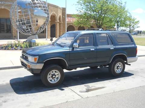 1995 Toyota 4Runner for sale in Lubbock, TX