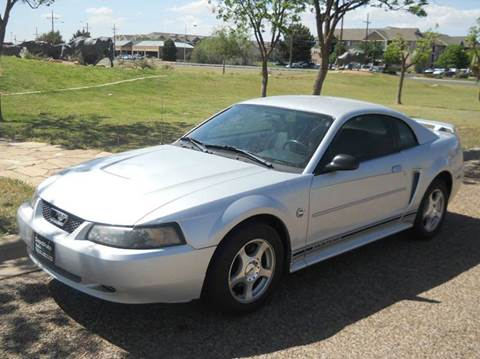 Ford Mustang For Sale Lubbock Tx Carsforsale Com