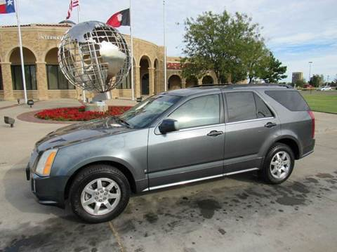 2008 Cadillac SRX for sale in Lubbock, TX