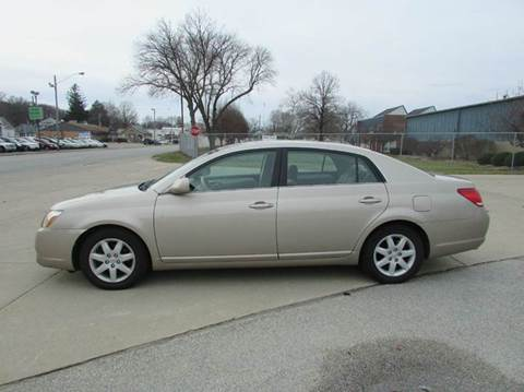 2006 toyota avalon for sale iowa city ia. Black Bedroom Furniture Sets. Home Design Ideas