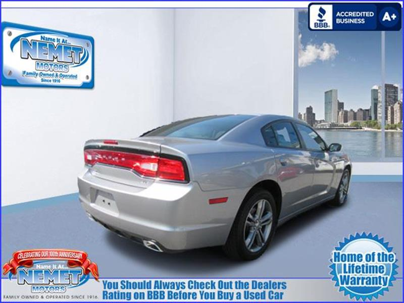 2014 Dodge Charger 4dr Sdn Sxt Awd In Jamaica Ny Nemet Motors