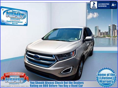 Ford Edge For Sale In Jamaica Ny