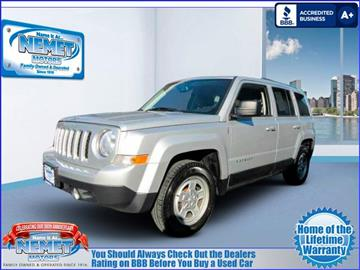 2013 Jeep Patriot for sale in Jamaica, NY