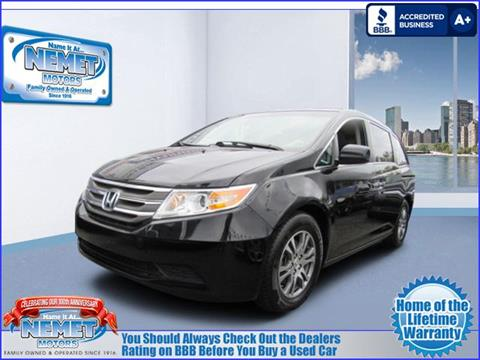 2013 Honda Odyssey for sale in Jamaica, NY