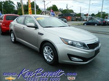 2013 Kia Optima for sale in Batavia, NY