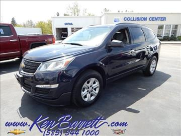 2015 Chevrolet Traverse for sale in Batavia, NY