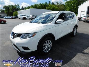 2015 Nissan Rogue for sale in Batavia, NY