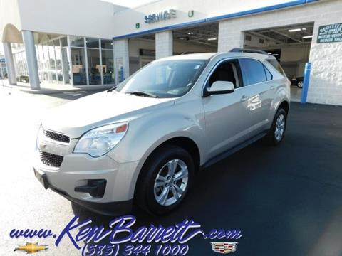 2011 Chevrolet Equinox for sale in Batavia, NY