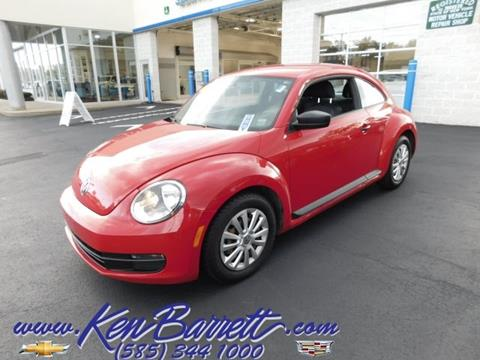 2012 Volkswagen Beetle for sale in Batavia, NY