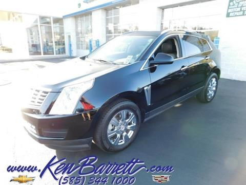 2016 Cadillac SRX for sale in Batavia, NY