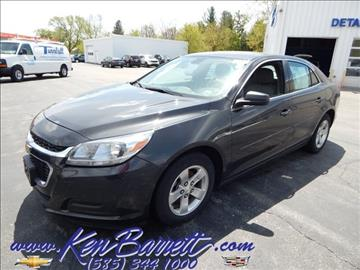 2014 Chevrolet Malibu for sale in Batavia, NY