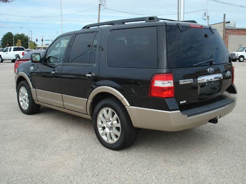 2012 Ford Expedition 4x4 King Ranch 4dr SUV In Hutchinson KS