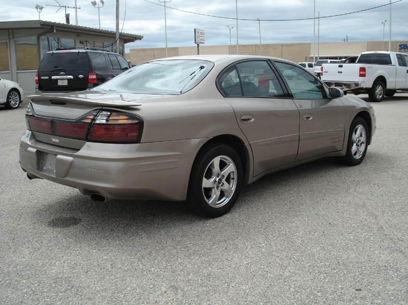 2003 Pontiac Bonneville SLE 4dr Sedan - Hutchinson KS