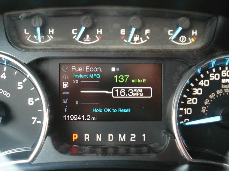 2012 Ford F-150 4x4 XLT 4dr SuperCrew Styleside 5.5 ft. SB - Hutchinson KS