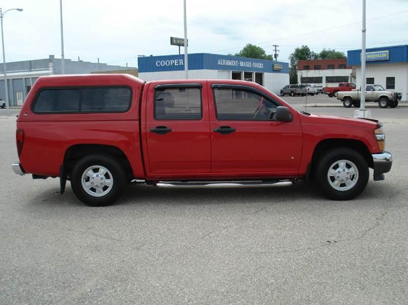 2007 Chevrolet Colorado LT 4dr Crew Cab SB - Hutchinson KS