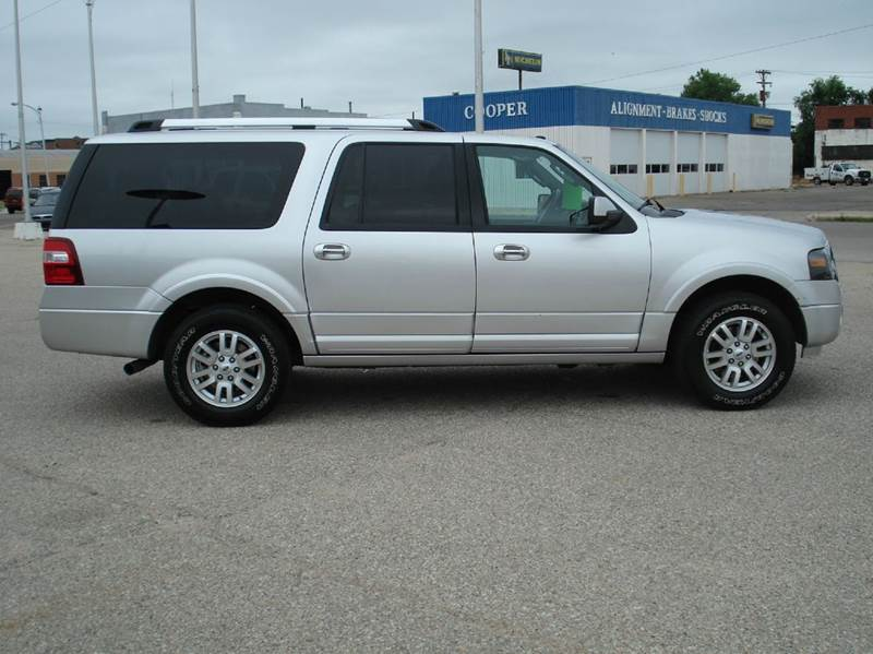 2012 Ford Expedition EL 4x4 Limited 4dr SUV - Hutchinson KS