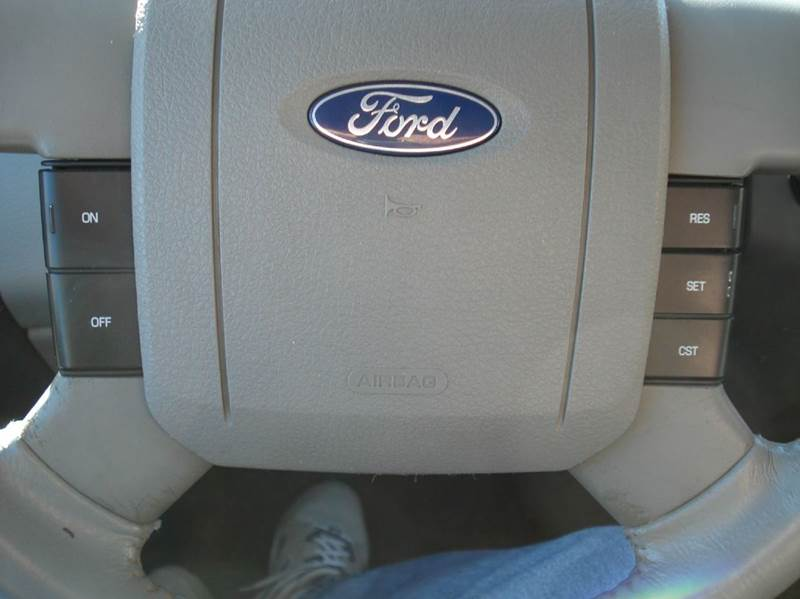2008 Ford F-150 4x4 XLT 4dr SuperCab Styleside 5.5 ft. SB - Hutchinson KS