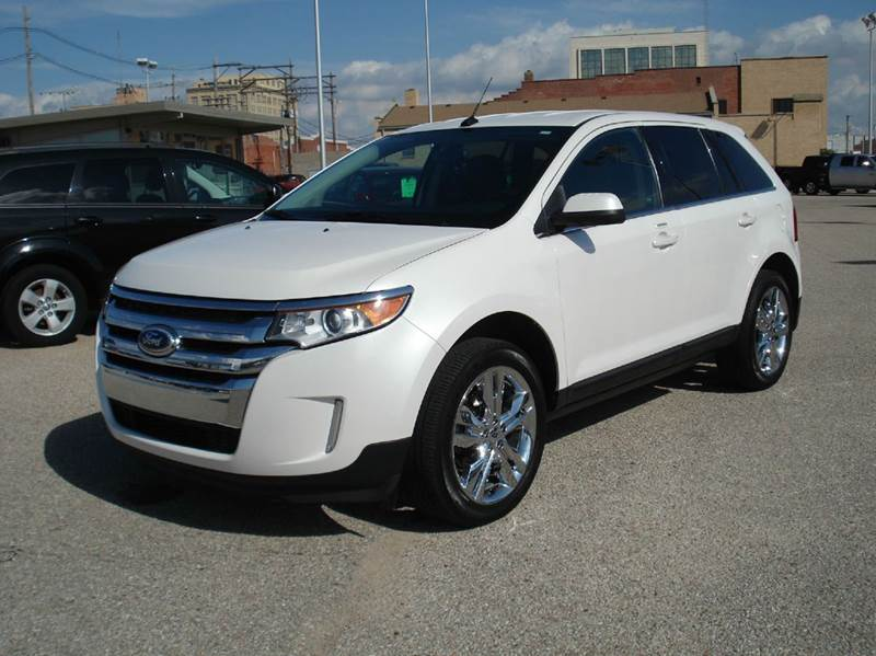 2013 Ford Edge Limited 4dr SUV - Hutchinson KS