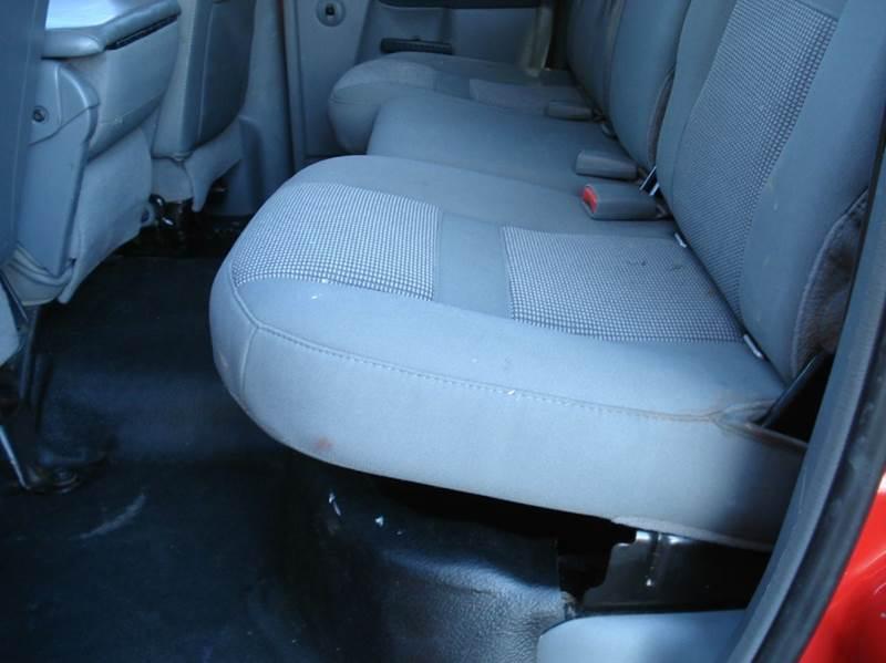 2008 Dodge Ram Chassis 3500 4x4 SLT 4dr Quad Cab 163.5 in. WB Chassis - Hutchinson KS