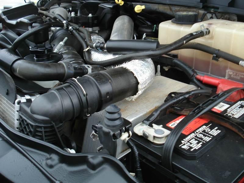 2011 Ford F-450 Super Duty 4x4 King Ranch 4dr Crew Cab 8 ft. LB DRW Pickup - Hutchinson KS